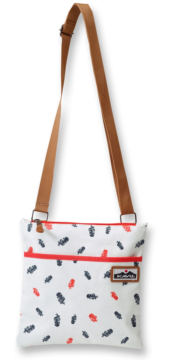 Good Kavu Crosstown Pillow Fight A blend of city style and outdoor attitude the