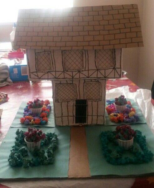 Jacks tudor house