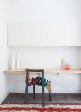 study nook // Finnon Glen interior by Doherty Lynch