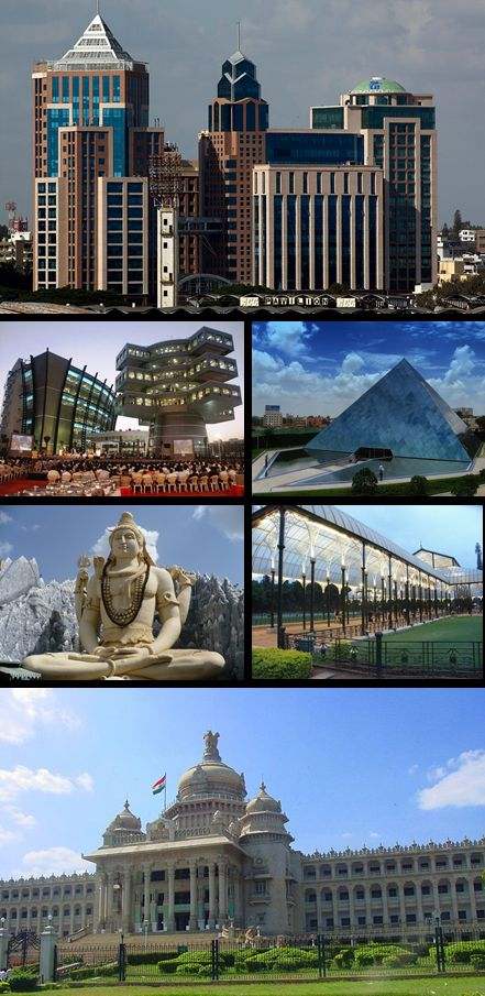 Bangalore........the home for all