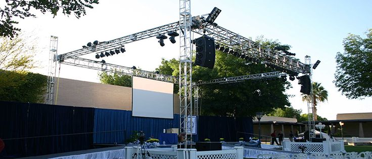 Portable Stage | Mobile Stage | Aluminum stage | Stage truss wholesale_Beyond Stage