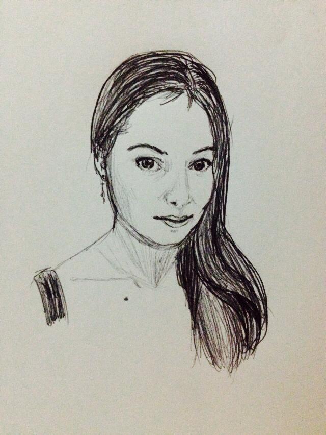 Retrato de una prima