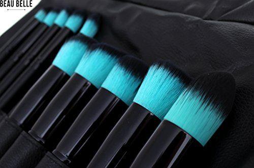 Beau Belle Kit Pinceaux Kabuki - 10 Pinceaux Pour Maquillage - Kit Pinceaux Maquillage Professionnel - Set Pinceaux Maquillage - Set Pinceaux Maquillage Professionnel - Pinceau Kabuki Maquillage - Accessoire Maquillage Professionnel - Accessoire Maquillage Pinceau - Pinceaux Visage et Yeux - Kit Pinceaux (Noir - Poils Bleus) BeauBelle http://www.amazon.fr/dp/B00VV7X8G4/ref=cm_sw_r_pi_dp_jOvEwb05WCY4T