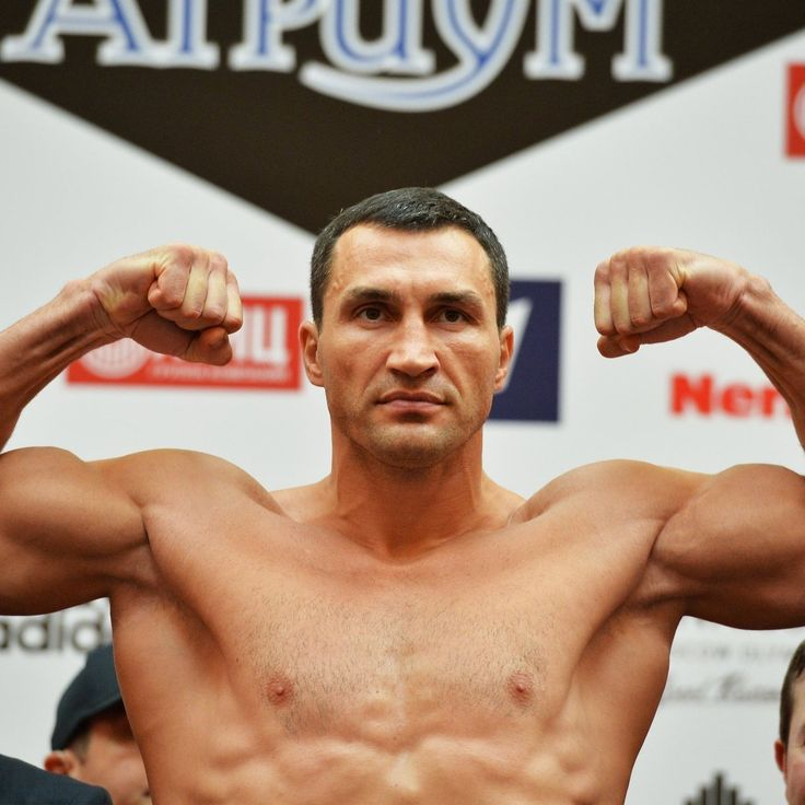 Klitschko Cruises vs. Povetkin
