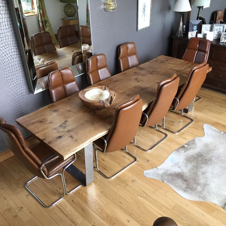 Conference Table Oak