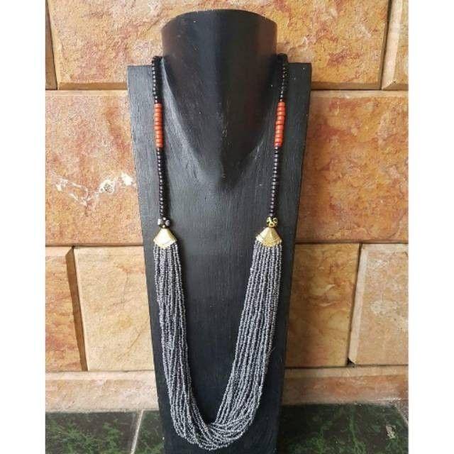 Saya menjual kalung etnik kalimantan KL9 seharga Rp155.000. Dapatkan produk ini hanya di Shopee! https://shopee.co.id/norayani/194782039 #ShopeeID