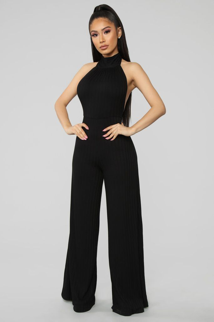 0bea206fcfa All In All Multi-Way Jumpsuit - Black in 2019
