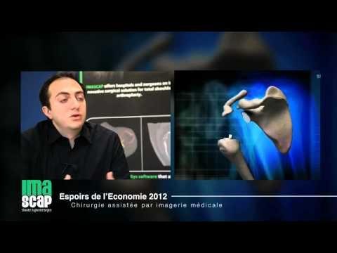 Réalisation de la vidéo de présentation des espoirs de l'économie pour le compte de la CCI de Brest. Présentation de l'entreprise Imascap à Plouzané réalisée par http://www.air-media29.com