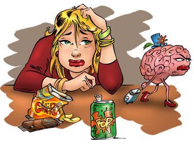 Rimedi per combattere l'ansia che ti fa mangiare.