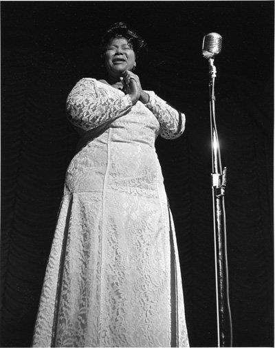 Mahalia Jackson - gospel icon