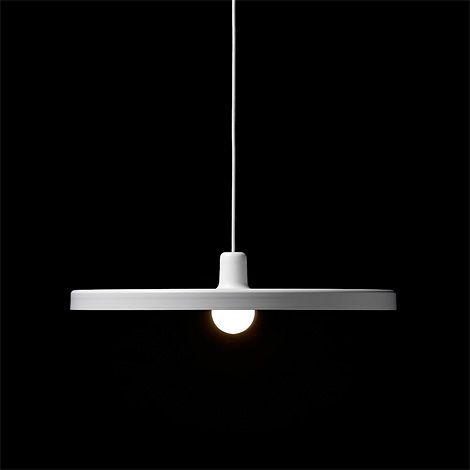 Disk Lamp.