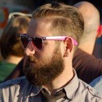 Hipsters imponen nueva moda en NY, el implante de barba