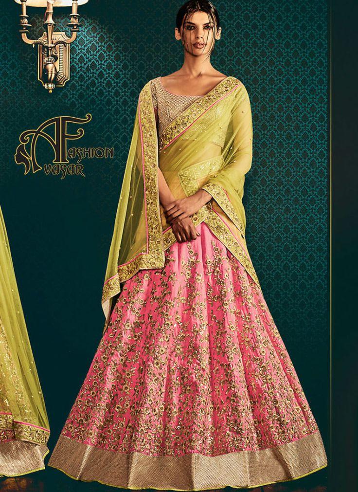 Lehenga Sari Online Shopping India