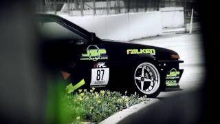 2010 Formula Drift Round 1  Falken Tire Takes Long Beach