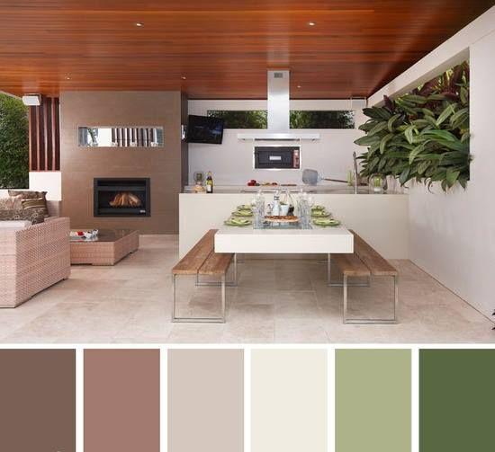 Construindo Minha Casa Clean: Espaço Gourmet com Churrasqueira!!! Salão, Varandas e Quiosques!
