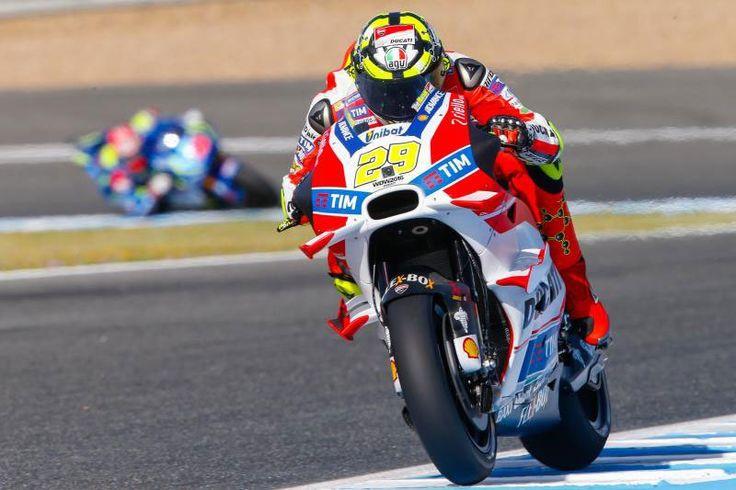 Dibuang Ducati, Andrea Iannone Pindah Ke Suzuki | Info Olahraga