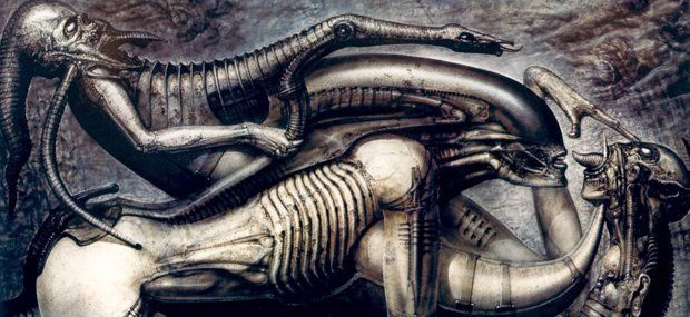 Deadly Destinations: The H.R. Giger Museum
