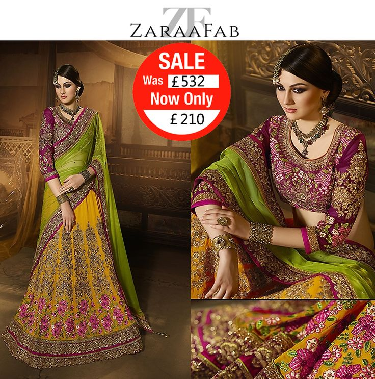 Zaraafab is an exclusive online shopping store in uk for latest collection of  designer lehenga choli at affordable price. We have best collections of indian ghagra choli for bridal, wedding, festival, party and more. #lehenga #bridalwear #wedding #designerwear #womenwear #dresstoimpress