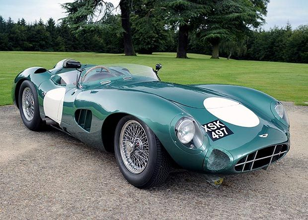 Aston Martin DBR 1/2 classic up for sale for record-breaking £20m | The Sun |News
