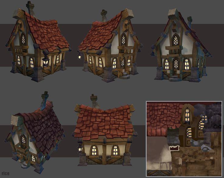 Siege House by ~ricedeviantart