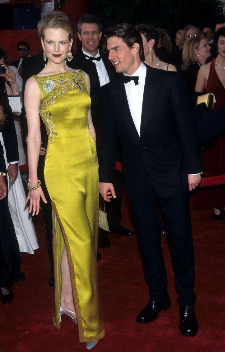 Pin for Later: Die 85 unvergesslichsten Kleider der Oscars – von 1939 bis 2015 Nicole Kidman bei den Oscars 1997 in Dior