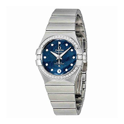 Omega Constellation Automatic Ladies Watch 123.15.27.20.53.001 ** Details can be...
