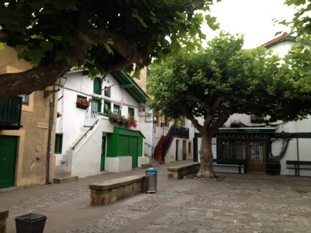 Nice quaint little fishing villages full of color and tradition...
