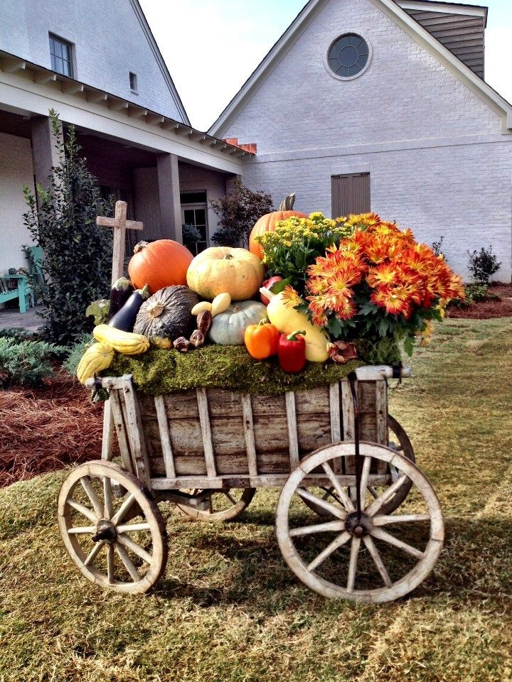 images of wagons decorated for halloween saferbrowser yahoo image search results - Halloween Fall Decorations