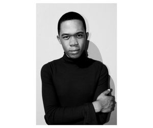 Thebe Magugu is a South African fashion designer, photographer and stylist.