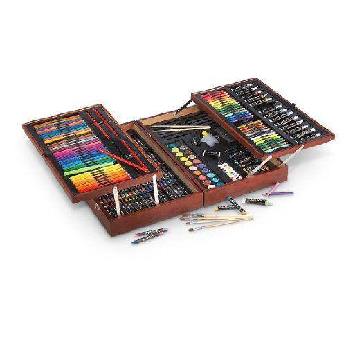 18 best beautiful art supplies made from wood images on for Professional painting supplies