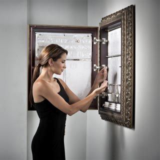 Royal Delgoti #jewelrycase #jewelrybox #jewelry #storage #decor #mirror