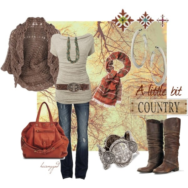 """A little bit country"" by heismygod on Polyvore"
