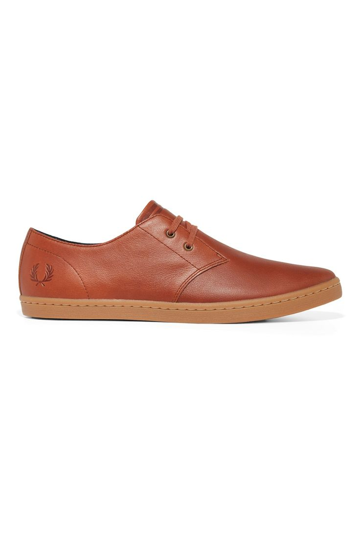 Byron Low Tumbled Leather
