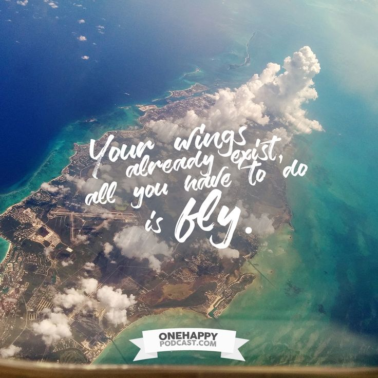 """""""Your wings already exist, all you have to do is fly."""" #travelquotes #travelquote #travel #traveling #aruba #adventure #vacation #explore #exploration #onehappyisland #travelingtoaruba #podcast #ocean #sea #beach #fly #flight #airplane #wings #vacation"""