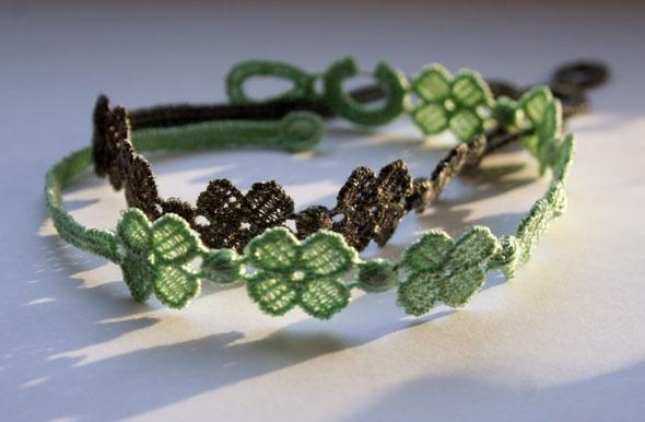 Cruciani lucky bracelet 100% italian style!
