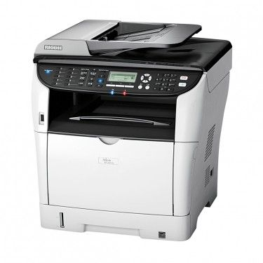 SP 3510SFView Detail     Print /scan /copy /Fax     Memory : 128 MB     Speed : 28 PPM     Duplex : Automatic     Dutycycle : 35,000 pages / month  http://ricohestore.co.in/ricoh-printers/multifunctionals.html
