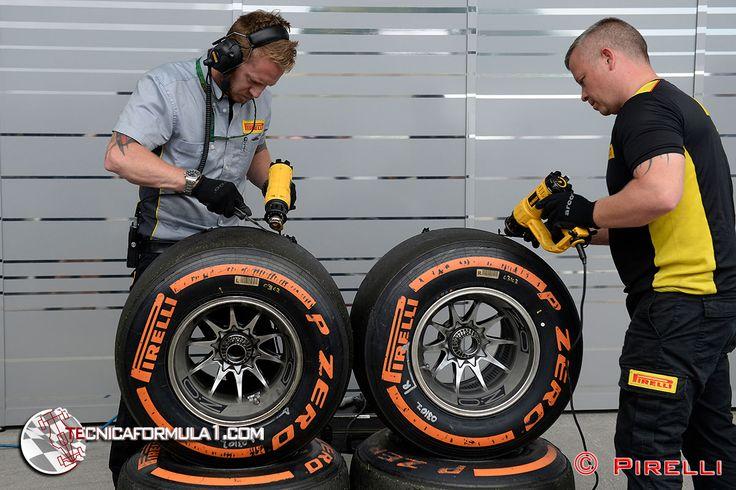 """Hembery: """"Si la temperatura baja, el mejor neumático será el medio""""  #F1 #JapaneseGP"""
