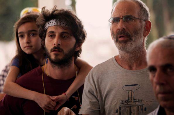 One Week And A Day / Tydzień i jeden dzień, Israel 2016, dir. Asaph Polonsky #łódź #lodz #pgnig #transatlantyk #festival