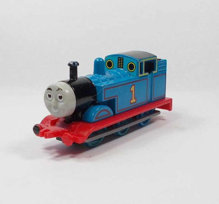 Thomas The Tank Engine Train - Die-cast Toy Model - Ertl 1985