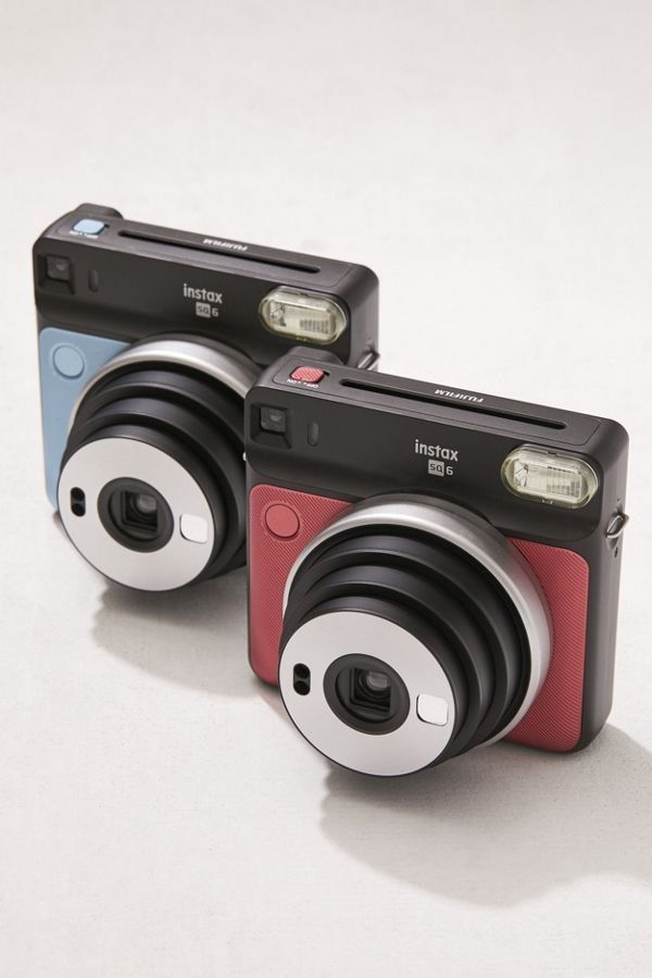 4322eab5294a Fujifilm SQ6 Instax Square Instant Camera