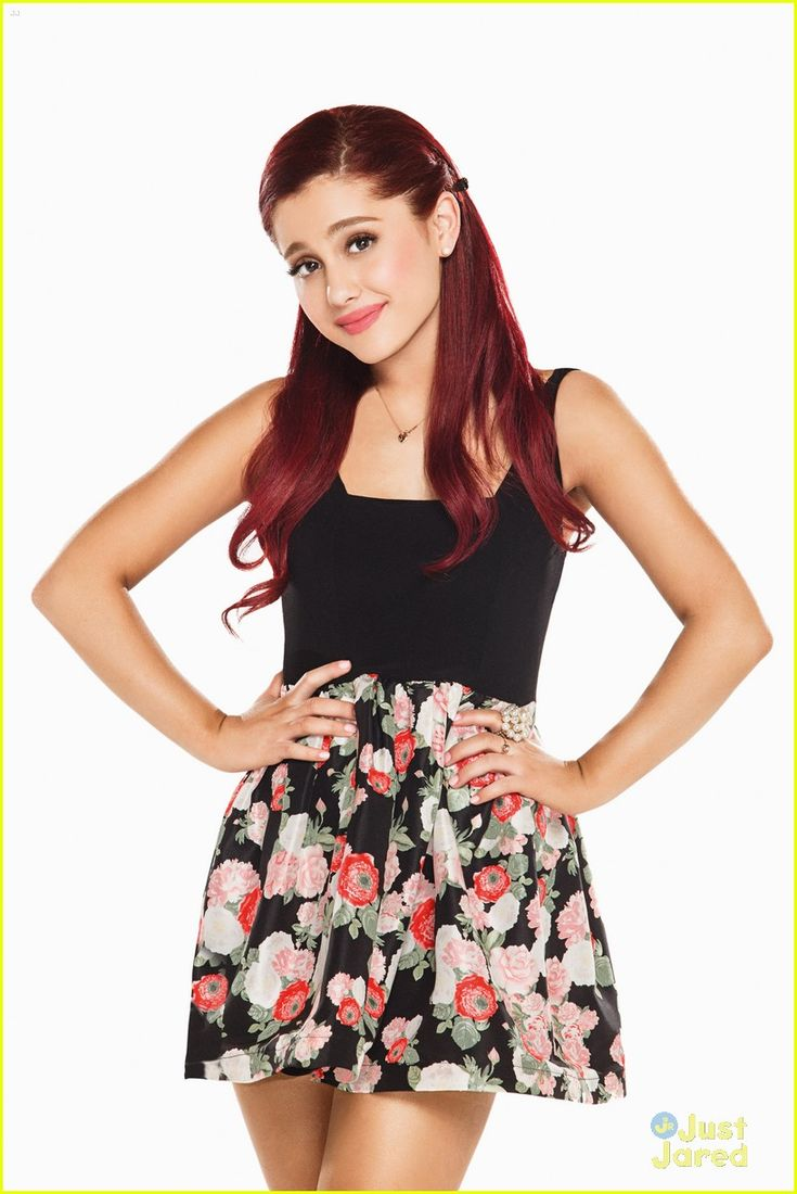 Cat valentine, Polyvore and Ariana grande on Pinterest   Ariana Grande Victorious Outfits