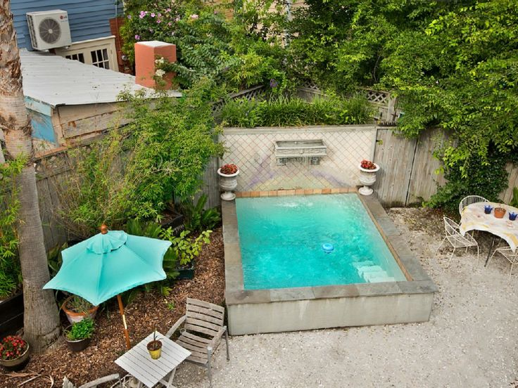 25 best images about pool design on pinterest small for Garden pool facebook