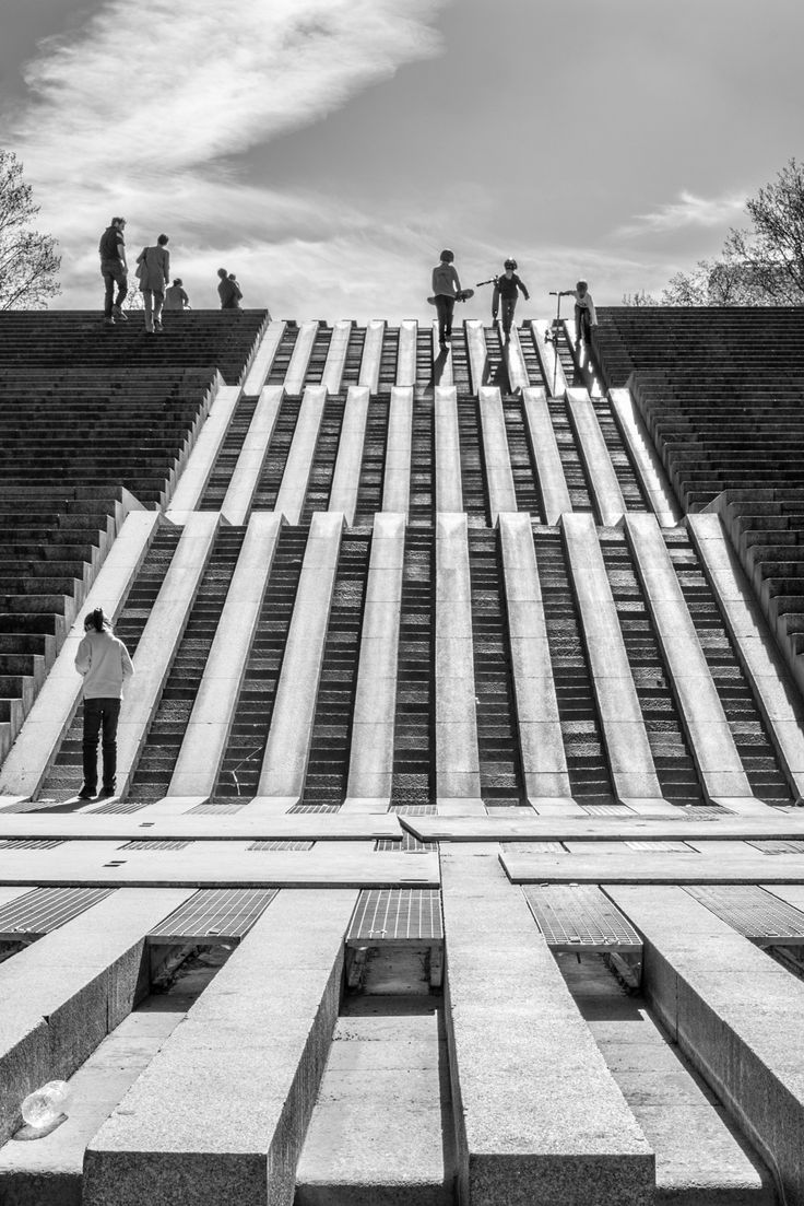 Parc de Bercy by Pierre L'Excellent on 500px