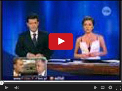 Dobry sposób na poprawienie oglądalności nudnych Faktów w telewizji TVN http://www.smiesznefilmy.net/fakty-z-tvn #tvn #telewizja #news #nakednews