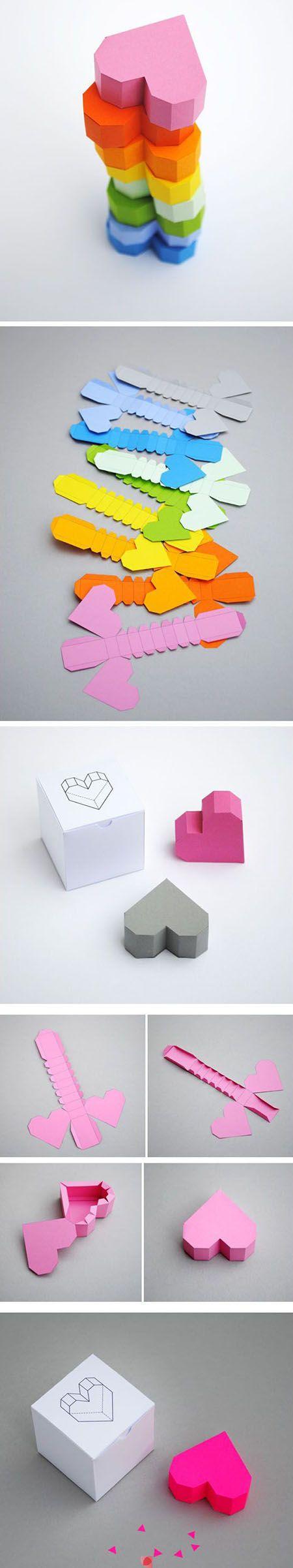 Diy Cute Gift Box   DIY & Crafts Tutorials