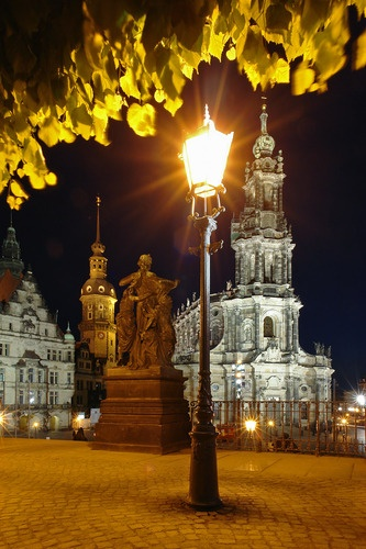 Brühlsche Terrasse-Dresden