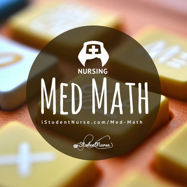 Med Math for Nurses: Conversion, formulas, & cheat sheets for Metric to American system, standard to military time, kg to lb weight, inches to cm height, Celsius to Fahrenheit temperature, continuous IV infusion & intravenous drips, pediatric maintenance fluid rate, & epidemiology (prevalence, distribution, frequency) @iStudentNurse #NurseHacks