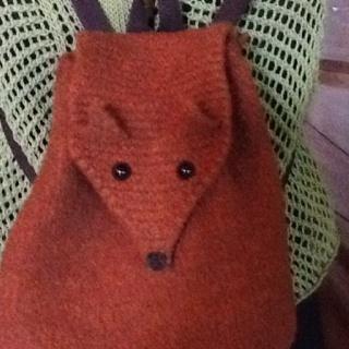 Foxy backpack