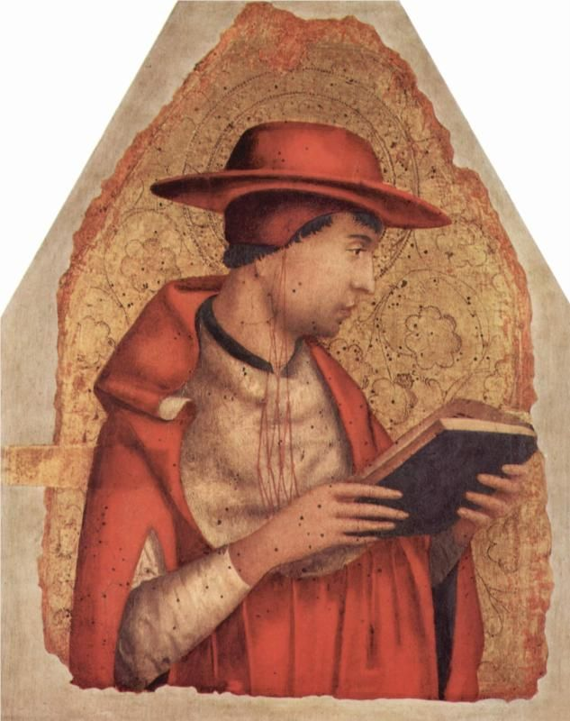 Antonello da Messina, St. Jerome, 1472