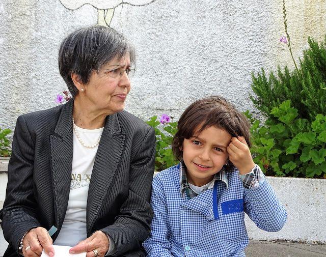 pela positiva: No Dia Internacional da Família com o Dinis